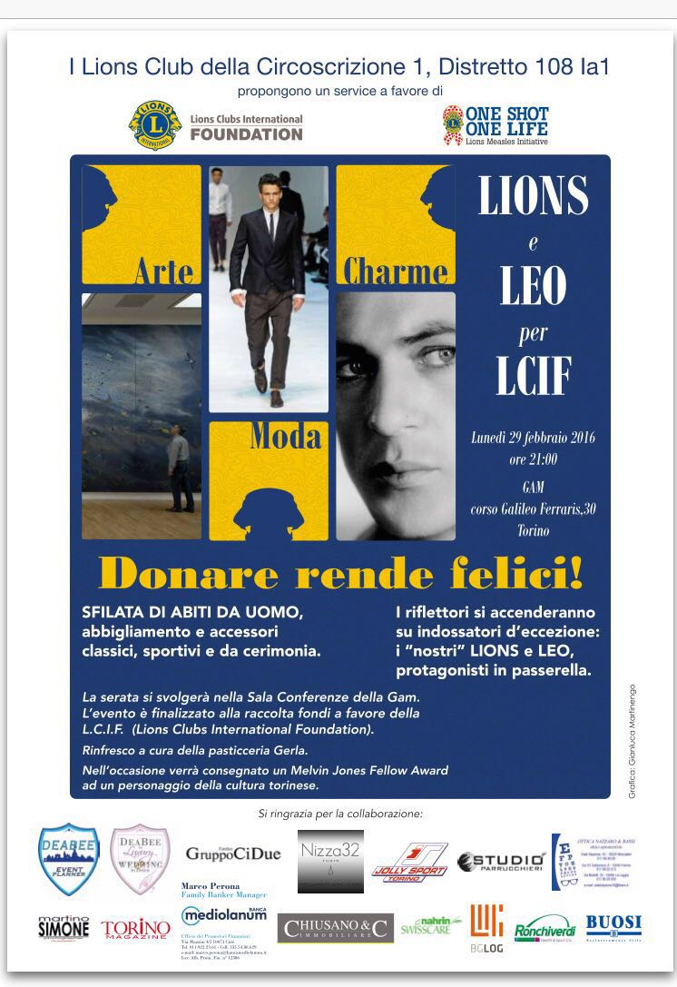 LIONS CLUB GAM TORINO